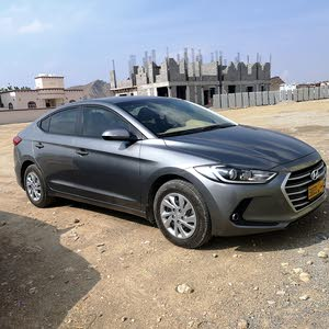 Automatic Hyundai 2017 for sale - New - Muscat city