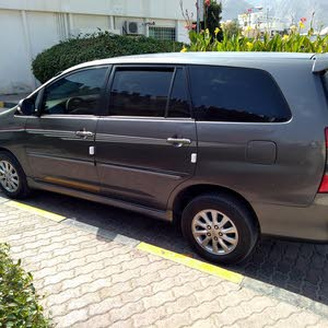 Used condition Toyota Innova 2012 with +200,000 km mileage