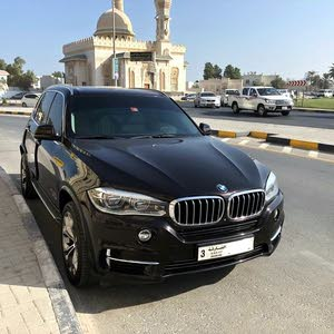 BMW x5 موديل 2014 مواصفات خليجي