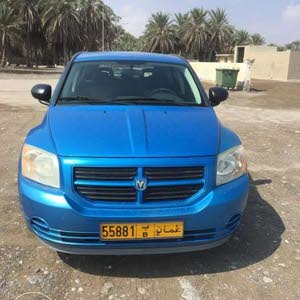 Dodge Caliber car is available for sale, the car is in Used condition