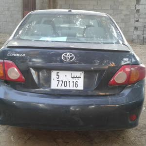 Available for sale! 0 km mileage Toyota Corolla 2007