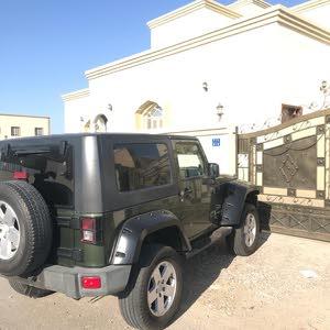 Gasoline Fuel/Power   Jeep Wrangler 2009
