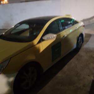 For sale 2011 Yellow Sonata