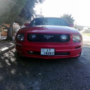 Ford Mustang car for sale 2006 in Amman city