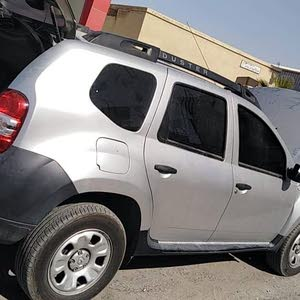 Renault Duster 2015 For sale - Silver color