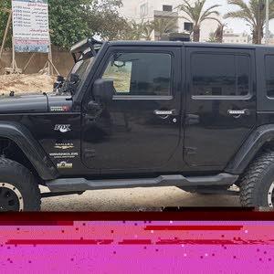 Fully Customized Jeep Wrangler