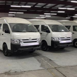 2018 New Hiace with Manual transmission is available for sale