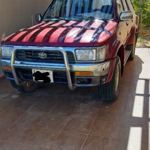 Toyota 4Runner car for sale 1999 in Tripoli city