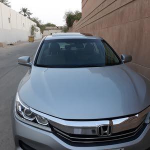 Honda Accord 2017 For sale - Grey color