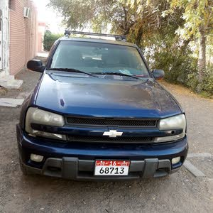 Used 2002 TrailBlazer