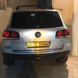 Volkswagen Touareg 2009 For sale - Silver color