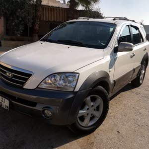 2005 Used Sorento with Automatic transmission is available for sale
