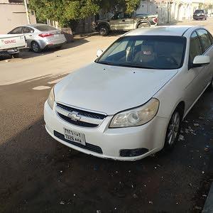 White Chevrolet Epica 2009 for sale