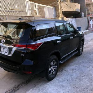 2018 Used Fortuner with Automatic transmission is available for sale