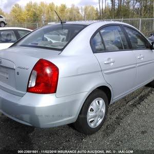 المطلوب أريد شراء سيارة اكسنت مديل 2010