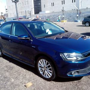 Automatic Volkswagen 2014 for sale - Used - Amman city