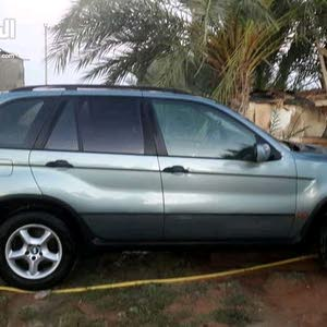 Used condition BMW X5 2002 with 20,000 - 29,999 km mileage