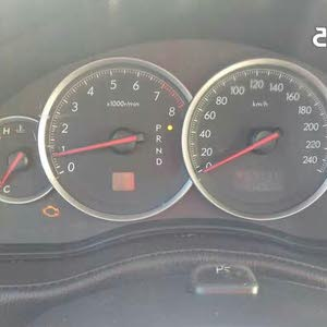 Subaru Legacy car for sale 2007 in Al Masn'a city