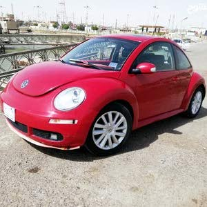Used condition Volkswagen Beetle 1999 with 1 - 9,999 km mileage