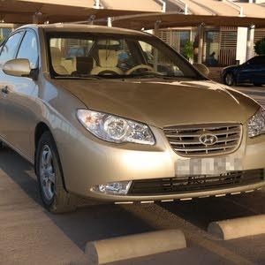Gold Hyundai Elantra 2011 for sale