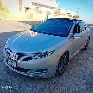 Automatic Lincoln 2013 for sale - Used - Irbid city
