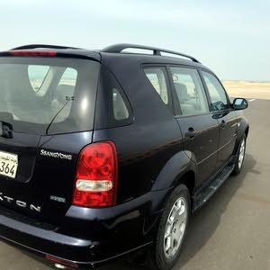 Automatic SsangYong 2008 for sale - Used - Kuwait City city