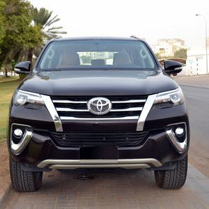 Available for sale! 10,000 - 19,999 km mileage Toyota Fortuner 2017