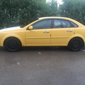 Chevrolet Optra Used in Baghdad