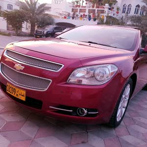 190,000 - 199,999 km Chevrolet Malibu 2011 for sale