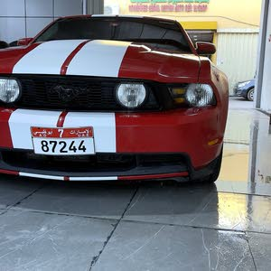 Mustang GT PRIMARY V8