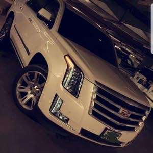 km Cadillac Escalade 2016 for sale
