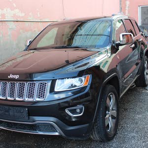 Black Jeep Cherokee 2014 for sale