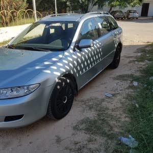 Mazda 6 in Tripoli