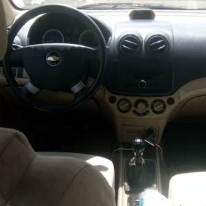 cheverlet Aveo in very good condition valid fahas and istamara just buy and drive