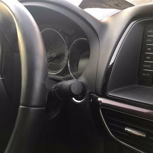 Automatic Black Mazda 2015 for sale