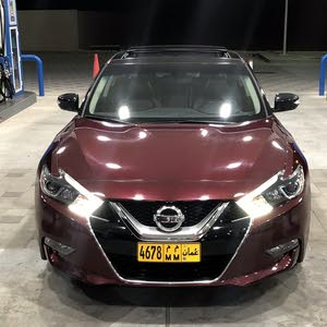 Available for sale!  km mileage Nissan Maxima 2017