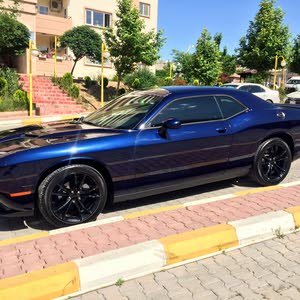 Blue Dodge Challenger 2016 for sale
