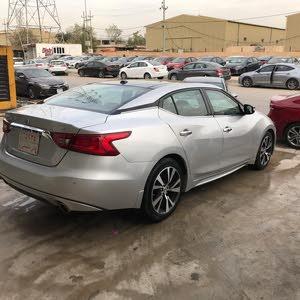 Nissan Maxima 2017 For sale - Silver color