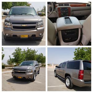 km mileage Chevrolet Suburban for sale