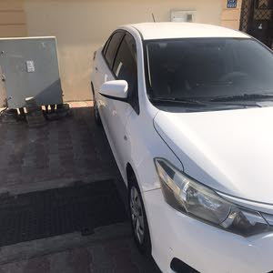 For sale 2014 White Yaris