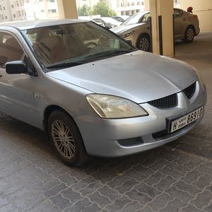 Used Mitsubishi Lancer for sale in Sharjah