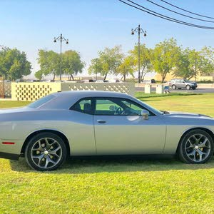 Grey Dodge Challenger 2015 for sale