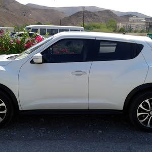 Nissan Juke 2016 For sale - White color