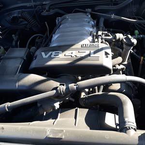 TOYOTA TUNDRA 4WD V8 4.7