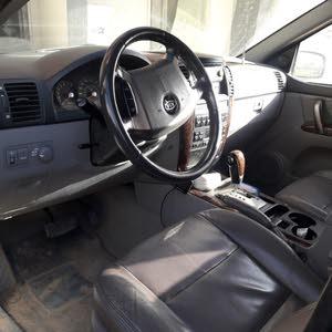 Grey Kia Sorento 2009 for sale
