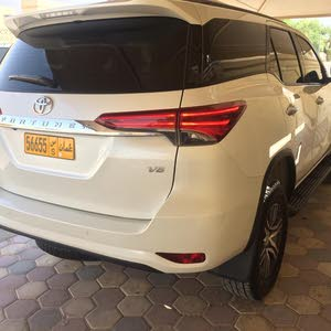 For sale 2016 White Fortuner