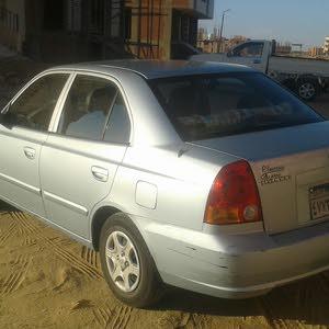 Hyundai Verna 2012 in Hurghada - Used