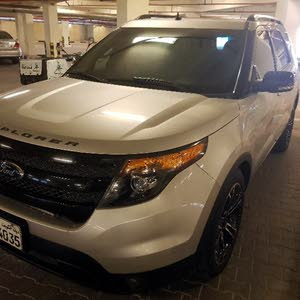 90,000 - 99,999 km mileage Ford Explorer for sale