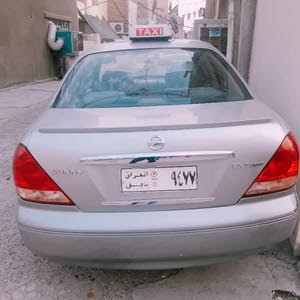 Nissan Sunny 2004 For sale - Silver color