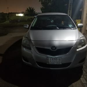 Gasoline Fuel/Power   Toyota Yaris 2012
